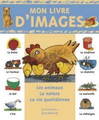 Mon livre d'images