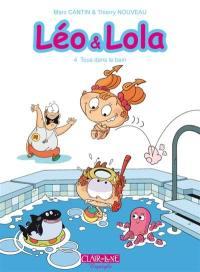 Léo & Lola. Volume 4, Tous dans le bain