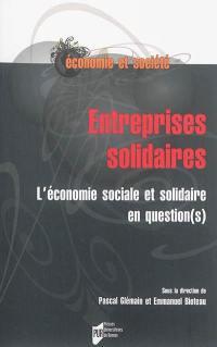 Entreprises solidaires