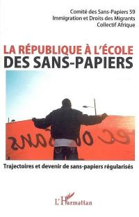 La république à l'école des sans-papiers