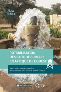 Potabilisation des eaux de surface en Afrique de l'Ouest