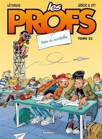 Les profs. Volume 22, Tour de contrôle