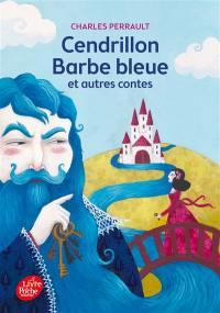 Cendrillon, Barbe-Bleue