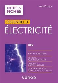 L'essentiel d'électricité