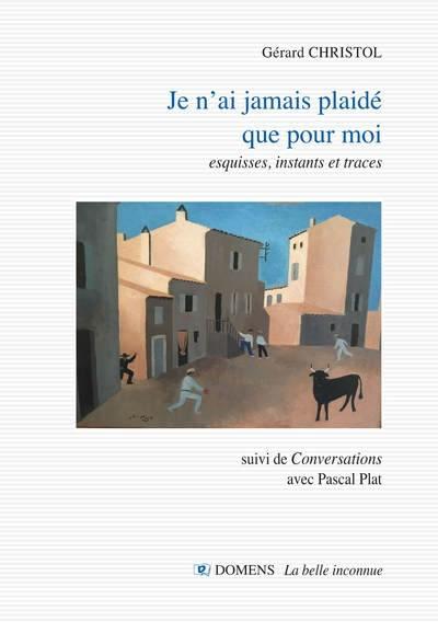Conversations avec Pascal Plat