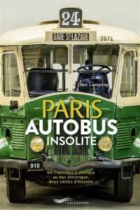 Paris autobus insolite