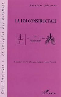 La loi constructale