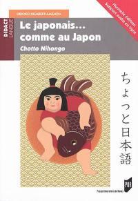 Le japonais... comme au Japon