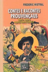 Contes e racontes prouvençaus. Volume 1, Prose d'almanach & nouvelle prose d'almanach
