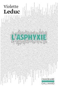 L'asphyxie