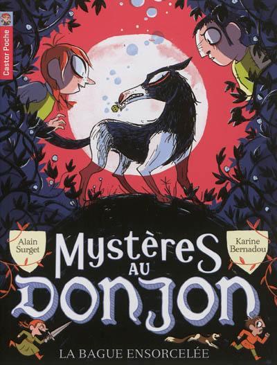 Mystères au donjon. Volume 6, La bague ensorcelée