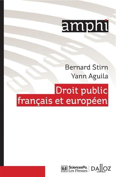 Droit public français et européen