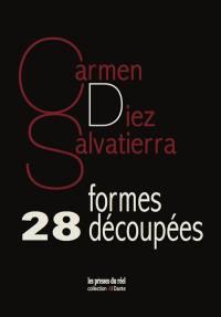 28 formes découpées