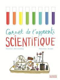 Carnet de l'apprenti scientifique