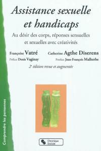 Assistance sexuelle et handicaps