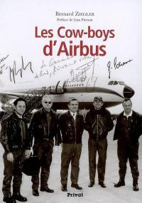 Les cow-boys d'Airbus