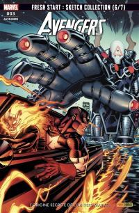 Avengers. n° 3, L'origine secrète de l'univers Marvel