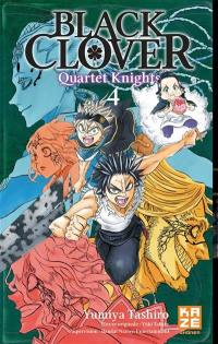 Black Clover. Volume 4,