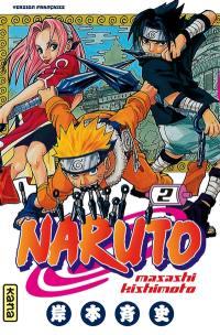 Naruto. Volume 2,
