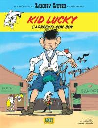 Kid Lucky. Volume 1, L'apprenti cow-boy