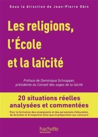 Les religions, l'école et la laïcité