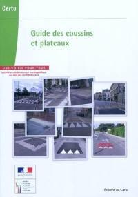 Guide des coussins et plateaux