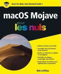 MacOS Mojave pour les nuls