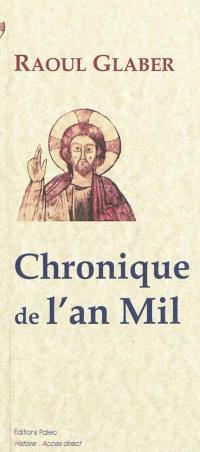 Chronique de l'an mil
