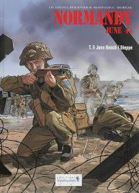 Normandy, june 44. Volume 5, Juno Beach/Dieppe