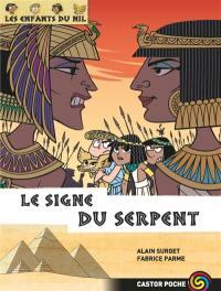 Les enfants du Nil. Volume 15, Le signe du serpent