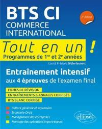 BTS CI commerce international