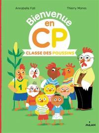Bienvenue en CP, Classe des poussins