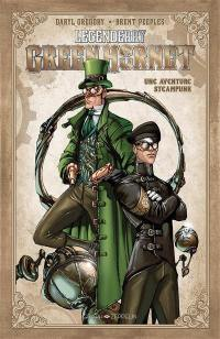 Legenderry, Green Hornet