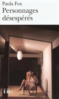 Personnages désespérés