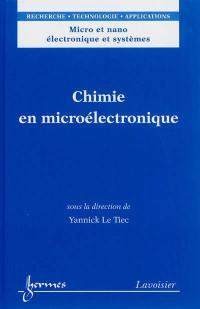 Chimie en microélectronique