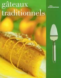 Gâteaux traditionnels