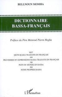 Dictionnaire bassa-français