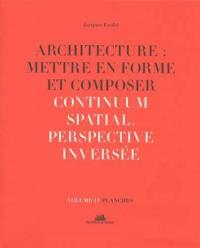 Architecture. Volume 13, Continuum spatial