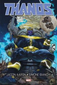 Thanos, L'ascension