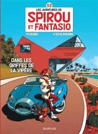 Les aventures de Spirou et Fantasio. Volume 53, Dans les griffes de la vipère (48 h BD 2020)