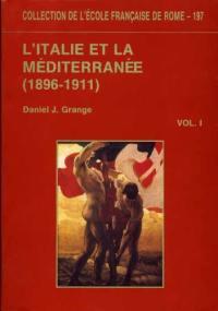 L'Italie et la Méditerranée, 1896-1911