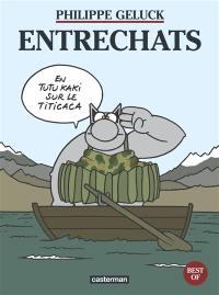 Le Chat, Entrechats