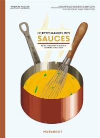 Le petit manuel des sauces