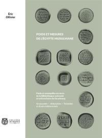 Poids et mesures de l'Egypte musulmane