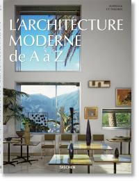 L'architecture moderne, A-Z