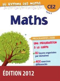 Maths : CE2, cycle 3