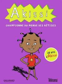 Coffret Akissi