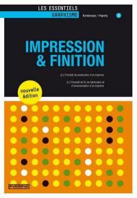 Impression & finition