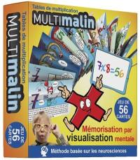Multimalin, tables de multiplication