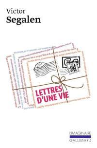 Lettres d'une vie